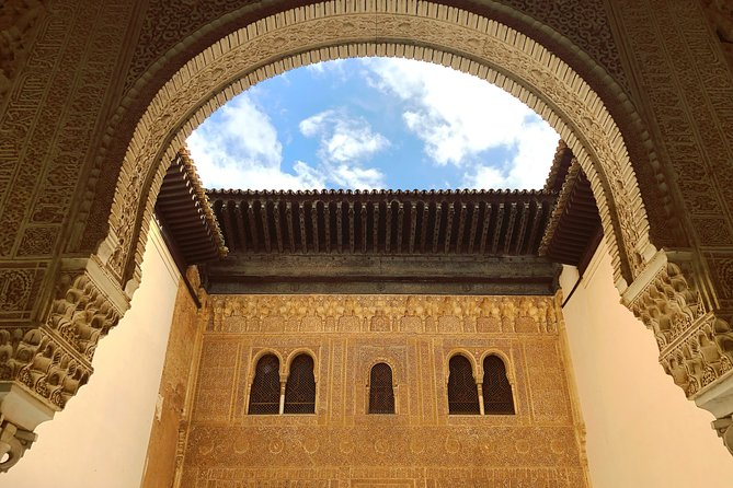 Alhambra Private Tour with Pick Up Service and Tickets