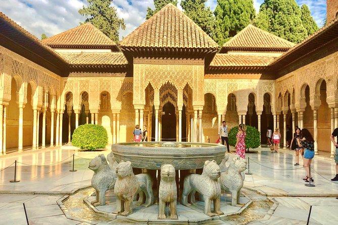 Excursão privada a Alhambra: ingressos sem fila