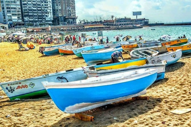 4 Day: Cairo and Alexandria Short Break