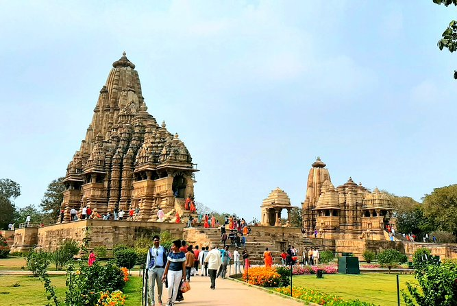 Private Guided Heritage and Cultural Tour in Khajuraho