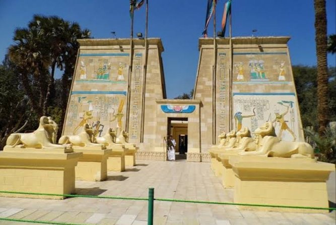 Day tour to Pharaonic village In Cairo