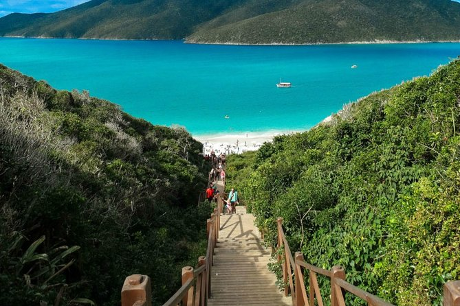 Tour to Arraial do Cabo (Complete)