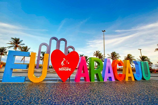 Combo 1: Transfer (In or Out) + City Tour + Aracaju Beaches