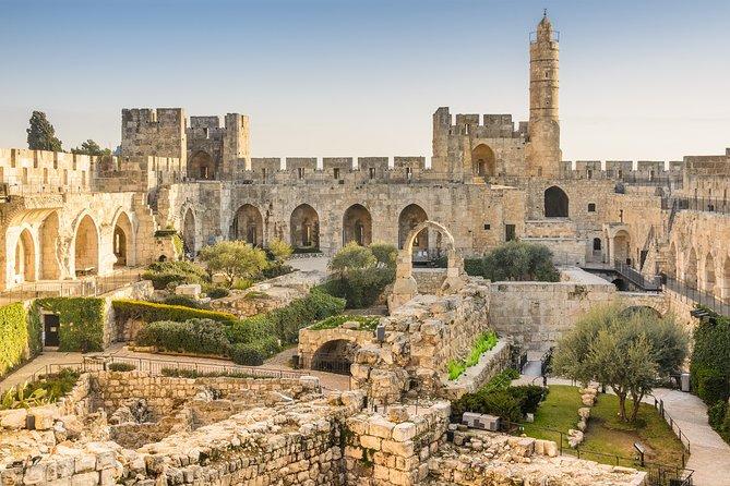 City of David and Underground Jerusalem Historical and Biblical Trip