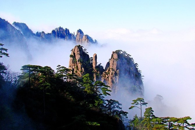 Private Photography Day Tour of Huangshan Yellow Mountain