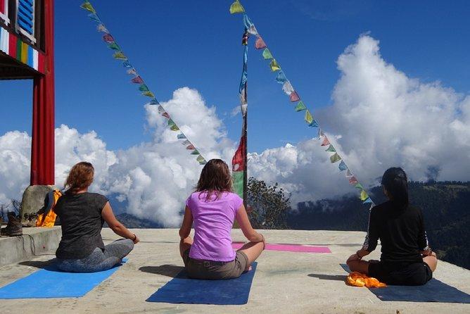 Gokyo Ri Yoga Trek 12 days 11 Night
