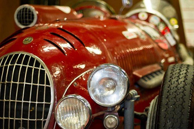 Car Museum Mille Miglia & Brescia private guided tour
