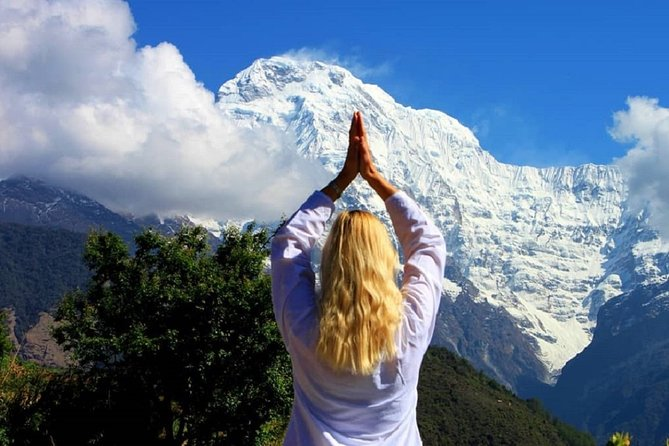 Mardi Himal Yoga Trek 12 Days 11 Night