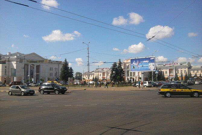 Sightseeing tour from Minsk to the cities of Gomel, Rechitsa and Bobruisk.