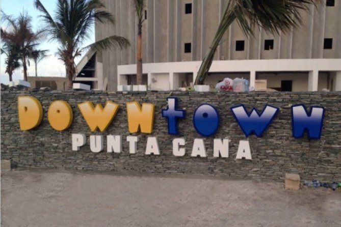SHOPPING TOUR from ALL EXCELLENCE RESORTS to DOWN TOWN PUNTA CANA 4 HOURS