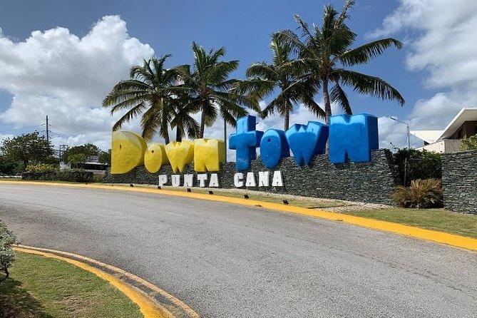 SHOPPING TOUR from BAHIA PRINCIPE HOTELS PUNTA CANA to DOWN TOWN P. CANA 4 HOURS