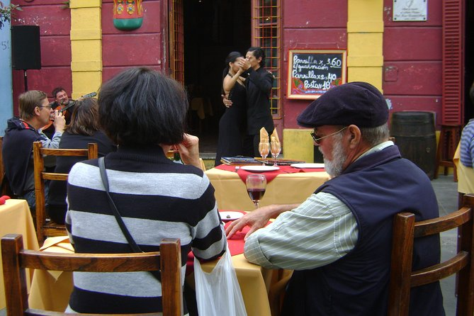 Half Day Private City Tour Discovering Buenos Aires and Tango