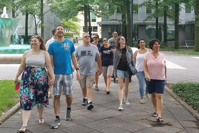 Best of the Burgh Walking Tour