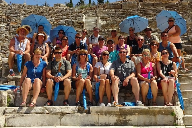 Private Tour : Magnificent Ephesus and Turkish Village Life Tour for Cruisers