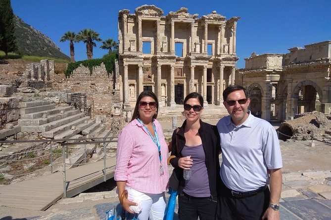 Private Tour : Highlights of Ephesus Tour for Cruisers from Kusadasi Port