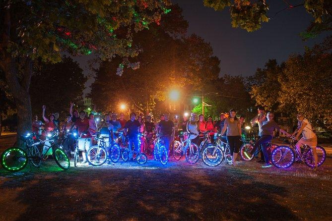 Sunset Glow Roll E-Bike Tour