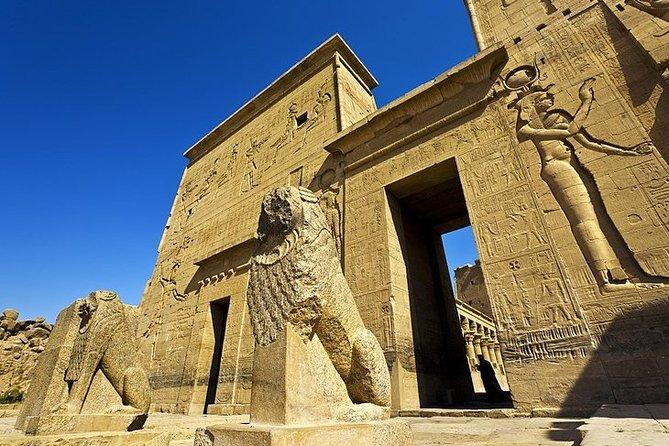 Enjoy 4 Days Nile Cruise luxor.Aswan.abu simbel