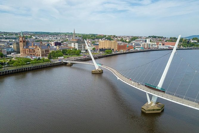Derry Londonderry Private Day Trip From Belfast