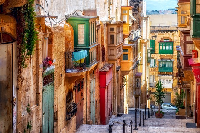 Discovery Valletta Half Day