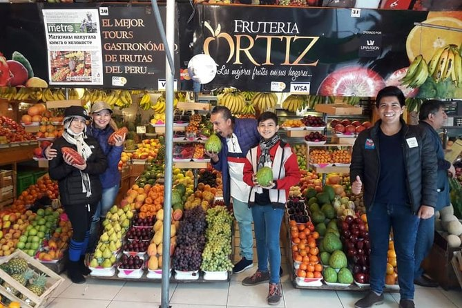 Peruvian Cooking class including a visit to the traditional Lima market !!