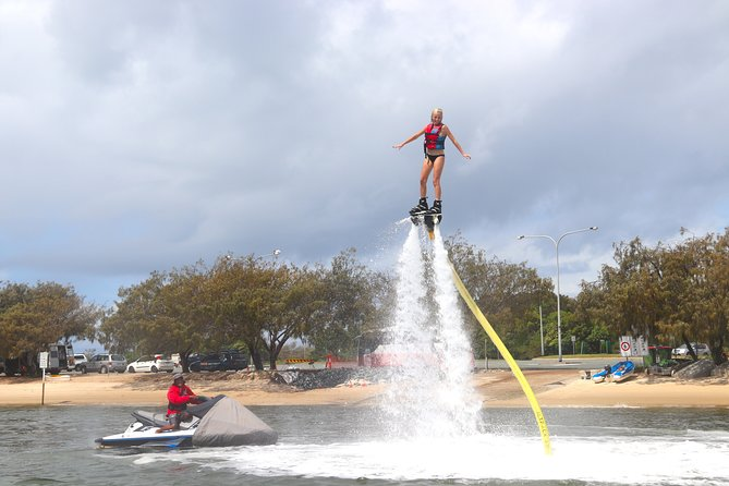 Parasail / Flyboard Package for 2
