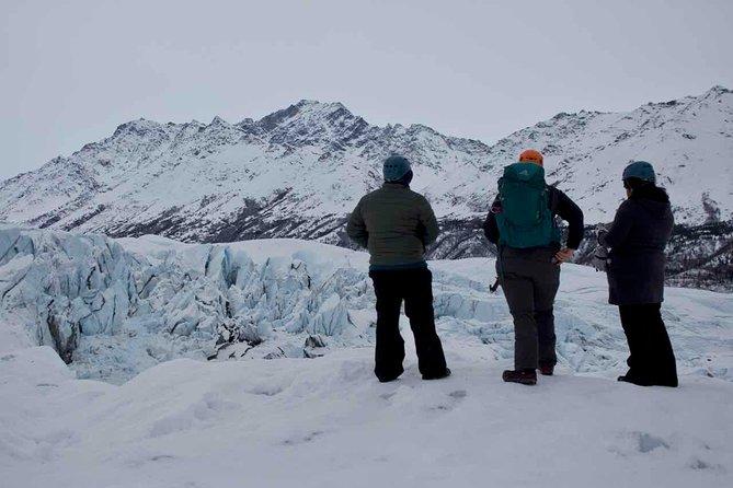 Matanuska Glacier Walk