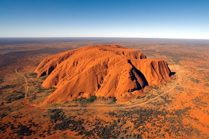 Scenic Flight: Uluru Rock Blast