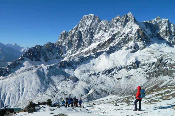 Hiking in Himalayas