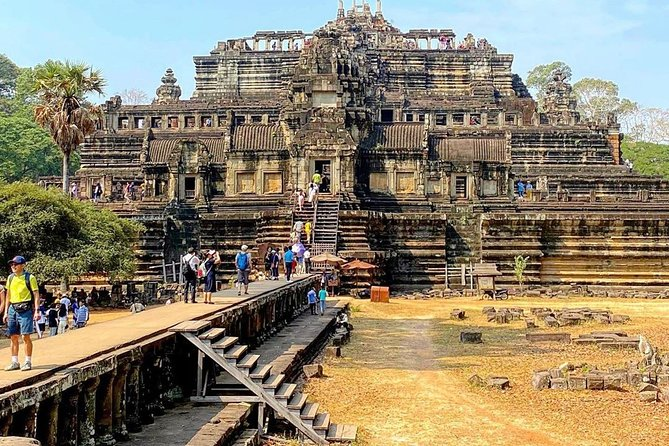 2-Day Treasure of Angkor& The Jungle plus Bantey Srey and Beng Mealea temple.