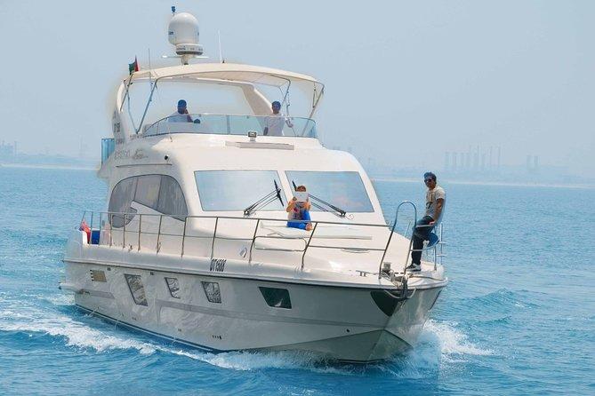 Luxury Yacht in Dubai