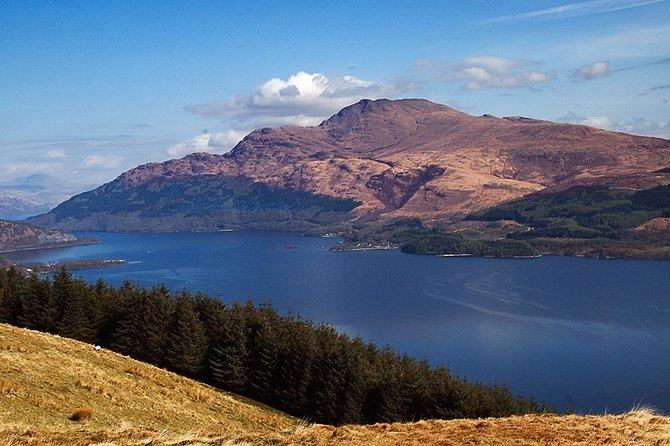 Full Day Pvt Loch Lomond National Park, Kelpies & Stirling Castle(9 hrs)
