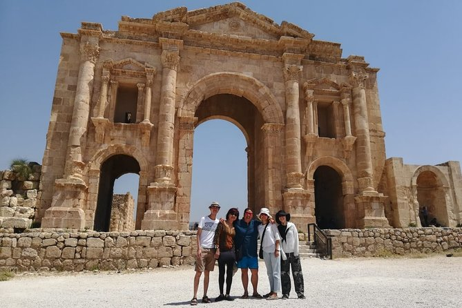 Private 4 Day Holiday Jordan in 3-Star Hotel