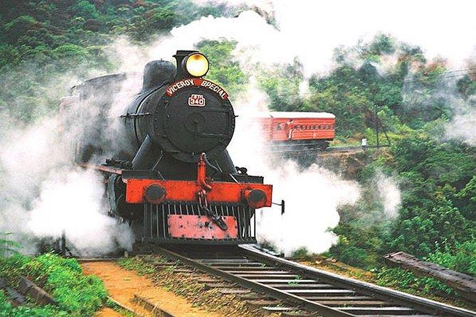Train Tickets to Nanuoya,peradeniya or Kandy from Ella.