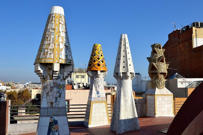 Barcelona Highlights Private Full-Day Tour
