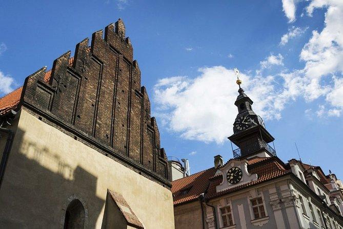 Prague: Jewish District Small Group Tour