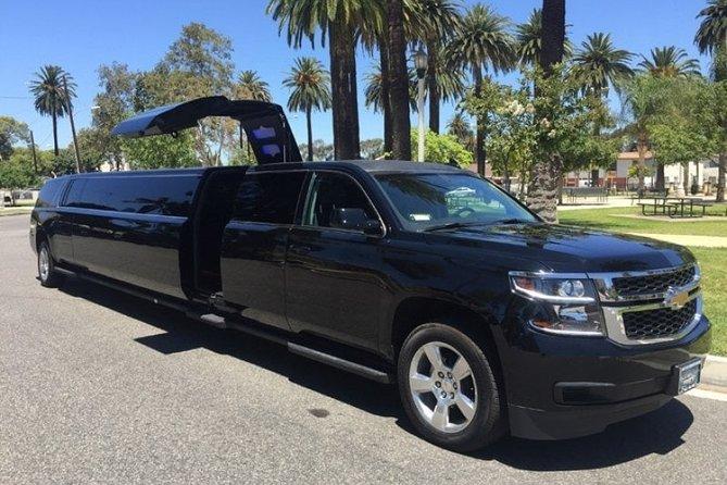 Luxurious Limousine Ride