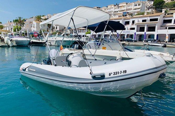 Rental boat no licence required - 4 HORAS, in Almuñécar