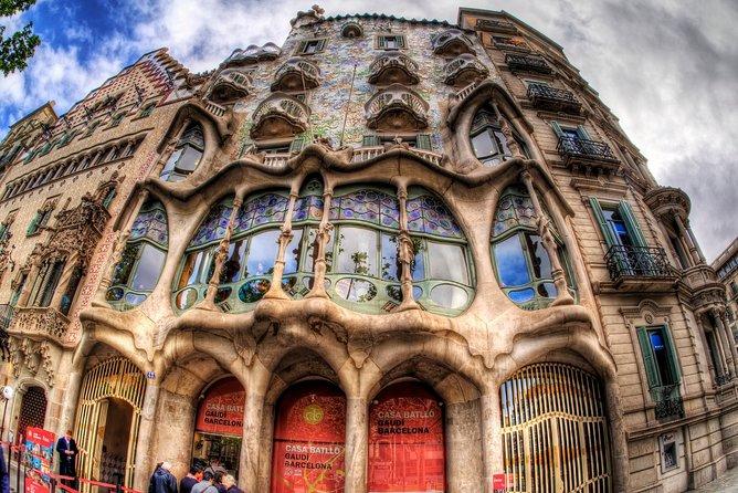 Art Nouveau Private Tour of Gaudi's Barcelona