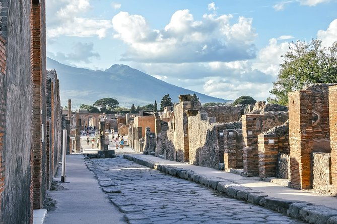 Pompeii and Pizza tasting day trip from Naples - Low Cost