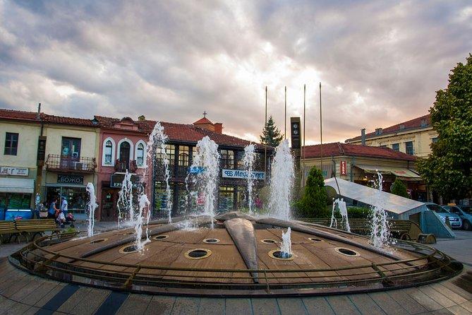 Bitola main square