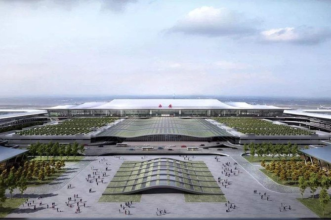 Xi'an Xianyang International Airport Private Arrival Transfer to City Area