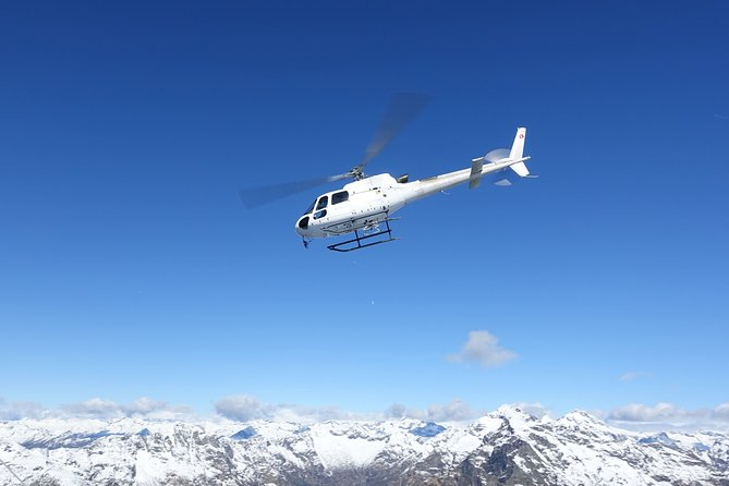 Private Swiss Alps Helicopter Tour