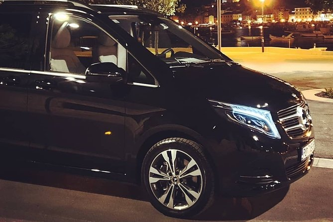 From Amalfi area: private and luxury transfer to Rome city center or airports
