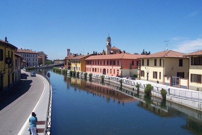Milan e-bike tour: Wonderful Navigli WEST