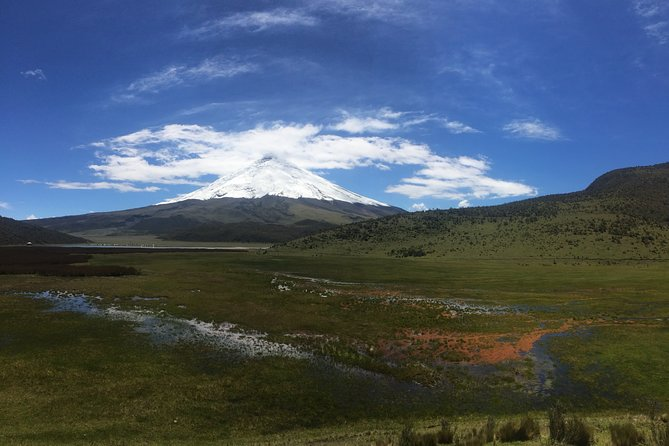 Cotopaxi Volcano (PRIVATE Day Trip)