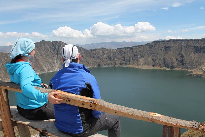 Quilotoa Loop: Hike 2 Days / 1 Night PRIVATE Trip