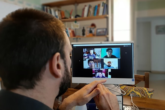 Discovering Tango! - Online Virtual Experience
