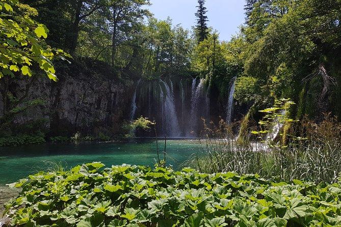 Day trip to Plitvice Lakes and Rastoke Village from Zagreb