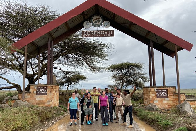 3-Day Private Safari Tour of Serengeti
