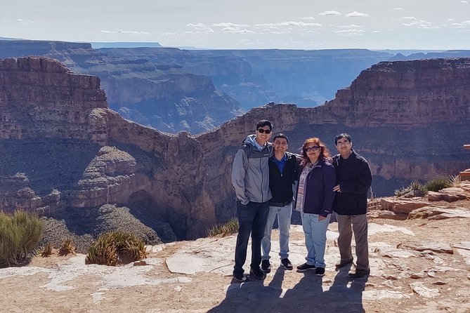 Private Tour of Grand Canyon West, Western Ranch, and Joshua Tree from Kingman